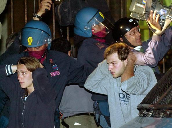 Risultati immagini per bolzaneto corte europea diritti