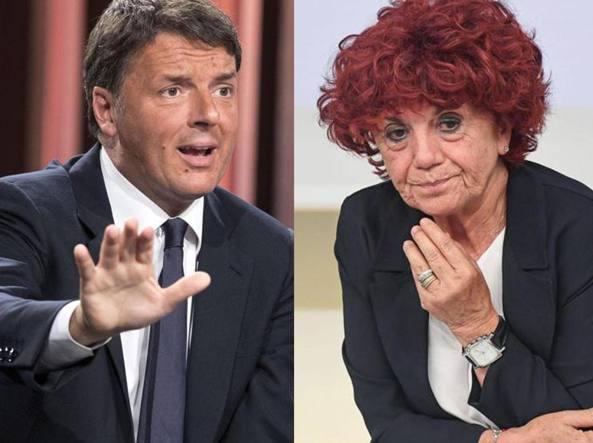 Risultati immagini per Renzi e Fedeli