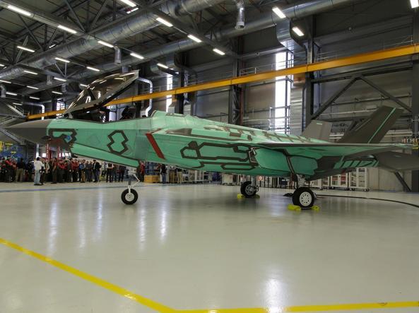 F-35, i caccia di attacco dai comandi supersofisticati: cosa c'è da sapere