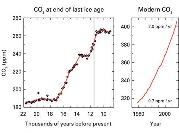 Allarme smog, nuovo record di CO2 nell'atmosfera nel 2016