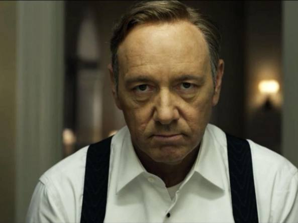 Netflix chiude House of Cards. Reazione all'accusa di molestie per Kevin Spacey?