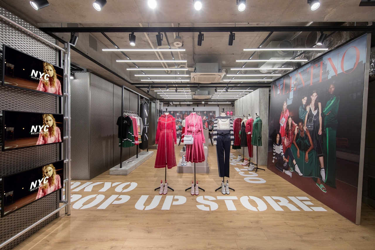 Barbara palvin regina del circo di tod s i negozi a for 31 twenty five boutique