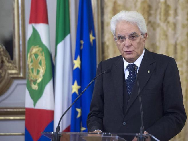 Mattarella firma il «Rosatellum» Il nuovo sistema elettorale è leggeCome funziona in 1 minuto: videoscheda