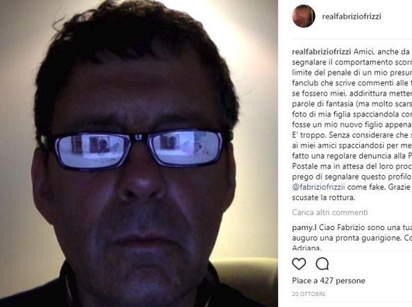 Fabrizio Frizzi, nuovo appello del presentatore