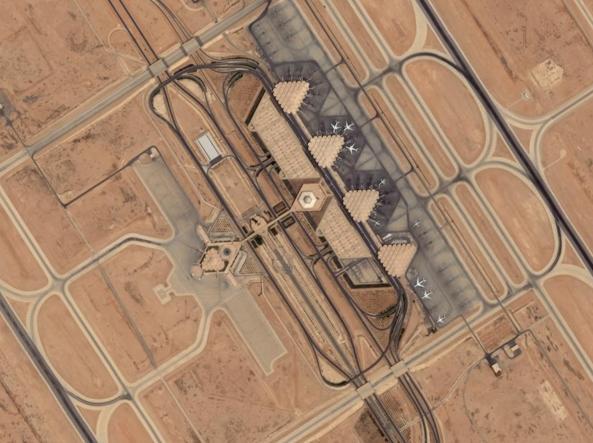 Arabia Saudita: abbattuto missile lanciato dallo Yemen verso l'aeroporto di Riad
