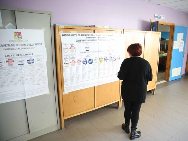 Elezioni regionali in Sicilia, affluenza in calo: 10,8% alle 12