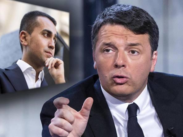 Televisione Di Maio fa saltare il confronto con Renzi