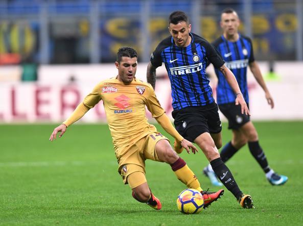 Inter-Torino 1-1, Eder risponde a Iago Falque