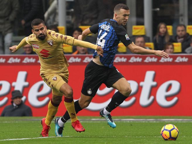 Il Torino ferma l'InterLa Juve vince, Napoli solo pari la Roma dilaga|Classifica
