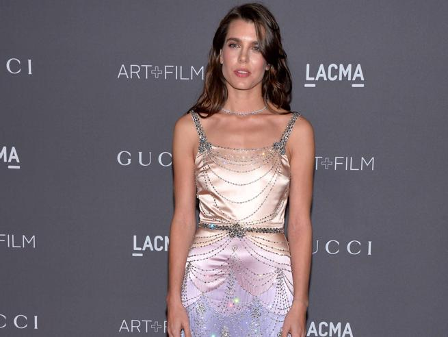 Charlotte Casiraghi splendente a Los Angeles