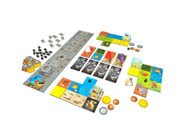 Lucca comics and games ecco i migliori giochi da tavolo - Miglior gioco da tavolo ...