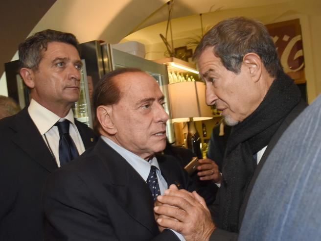 Berlusconi: «La sinistra ha fallito, noi la sola alternativa al partito di Grillo»