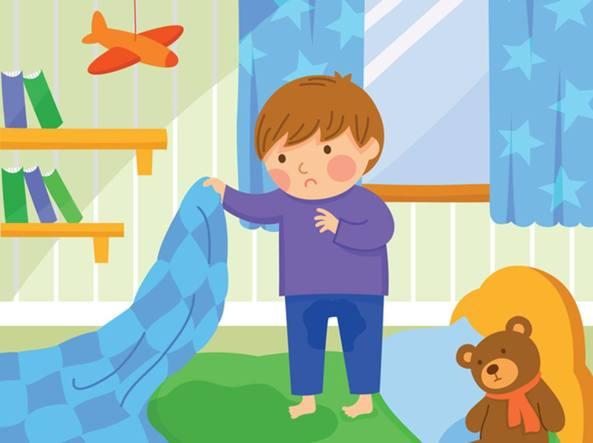 Enuresi notturna pi di un milione di bambini fa la pip a letto - Pipi a letto a 5 anni ...