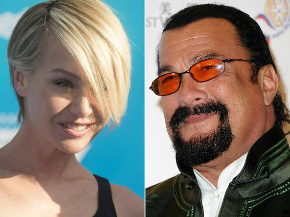 Molestie sessuali a Hollywood, Portia de Rossi accusa Steven Seagal