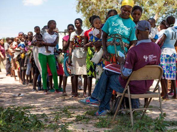 La salute dell'Africa al meeting del Cuamm