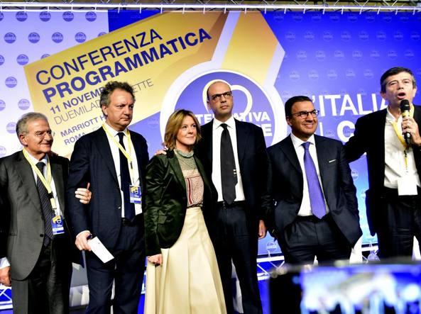 Alternativa Popolare, conferenza programmatica a Roma