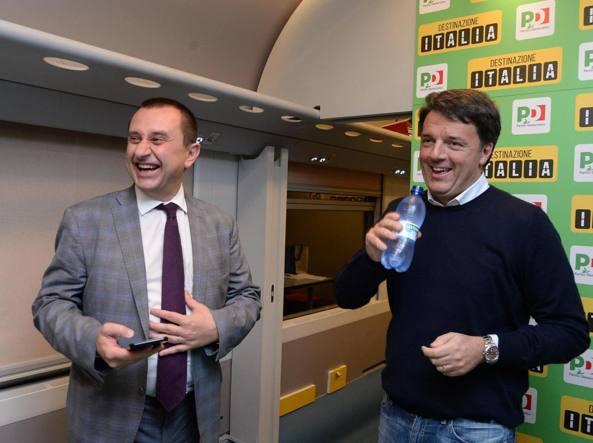 Coalizione larga a sinistra, i dubbi di Renzi su Mdp