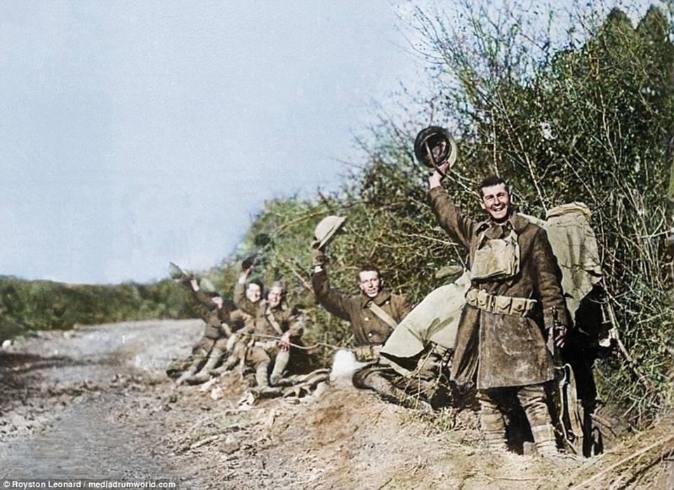 11 novembre 1918: agonia e estasi alla fine della Prima Guerra Mondiale