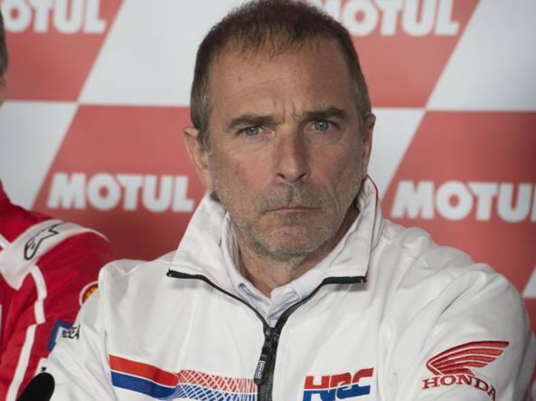 MotoGP Livio Suppo lascia il Repsol Honda Team