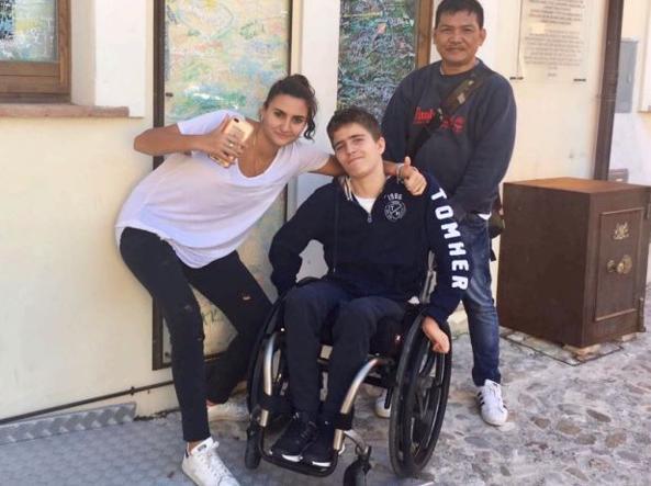 Come quasi amici la storia di leonardo in sedia a rotelle for Film sedia a rotelle