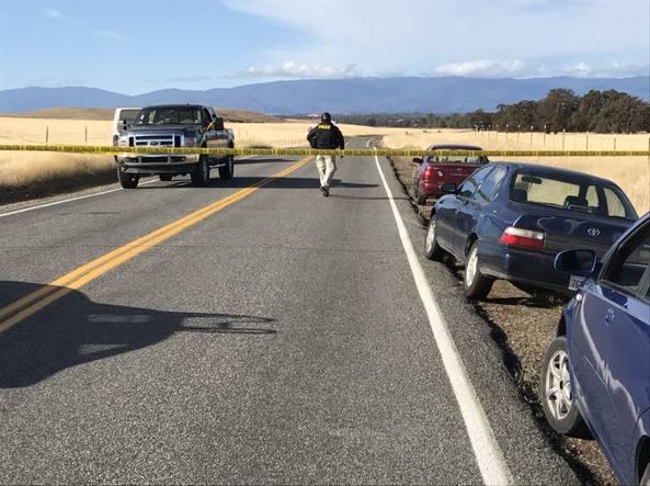 Almeno cinque persone sono morte in una sparatoria nel nord della California