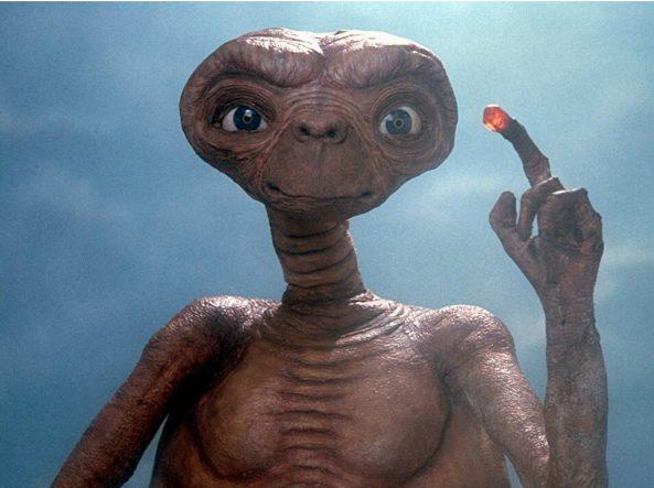 E.T. l'extra-terrestre, capolavoro di Steven Spielberg del 1982