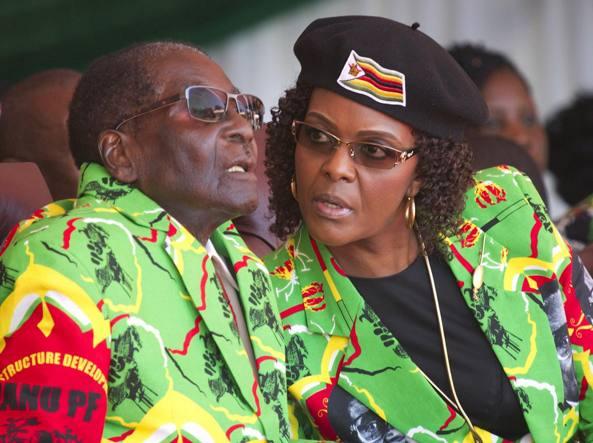 Zimbabwe: monito capo esercito a Mugabe