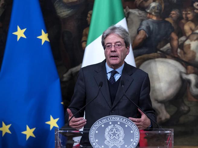 Conti, la replica di Gentiloni alla Ue: «L'Italia non è più il fanalino di coda»