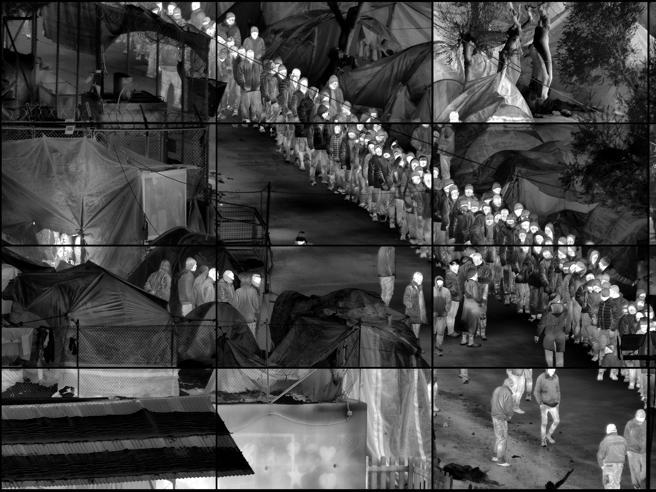 Photo Lux, i grandi fotografi raccontano i migranti. Vince l'irlandese Mosse con gli infrarossi