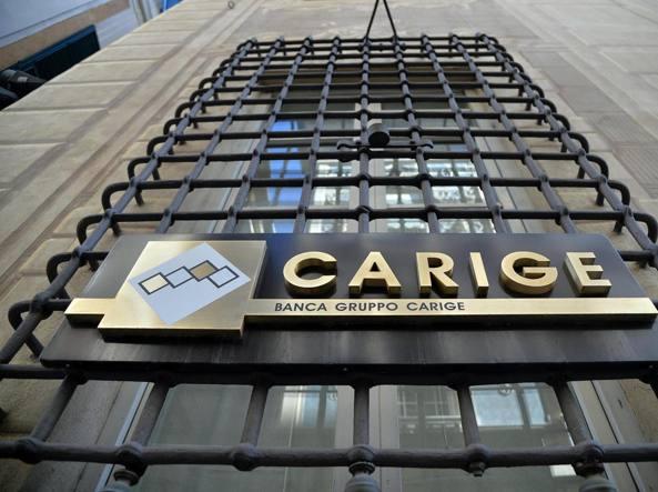 Carige, la Consob sospende il titolo: