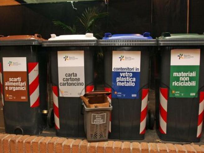 Otto facili azioni per il riciclo e la riduzione dei rifiuti