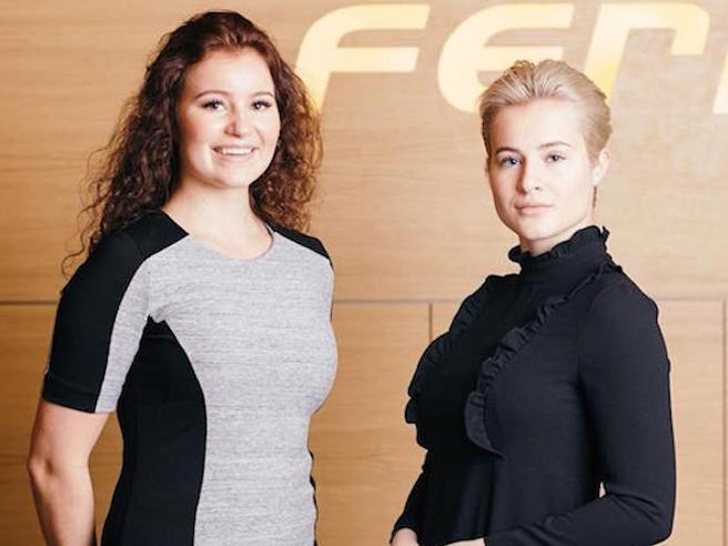 Le sorelle Andresen più giovani miliardarie al mondo (e gli altri della top 20)