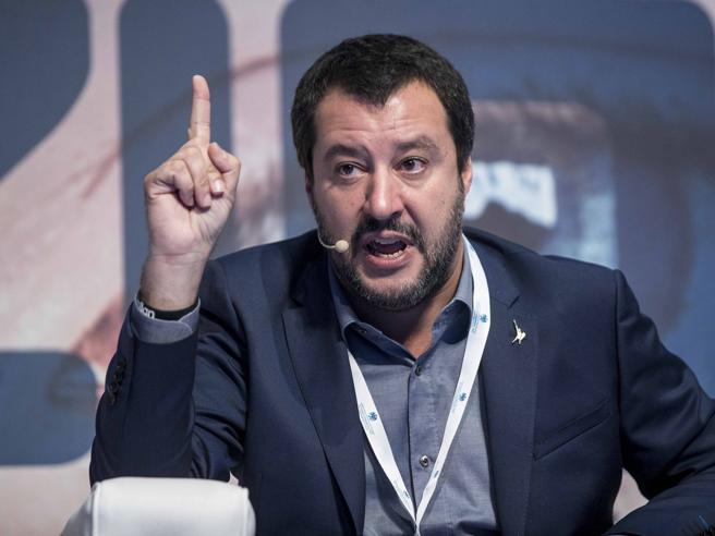 Salvini: «Ci chiameremo solo Lega. Al Sud  i miei nei collegi»