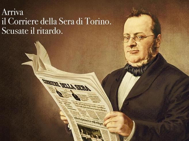 Il Corriere della Sera a Torino, una storia nuova