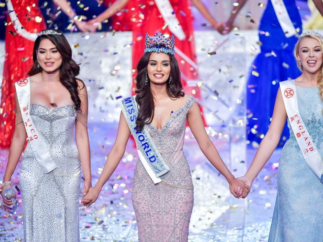 Indiana e futuro medico, Manushi Chhillar è Miss Mondo 2017: