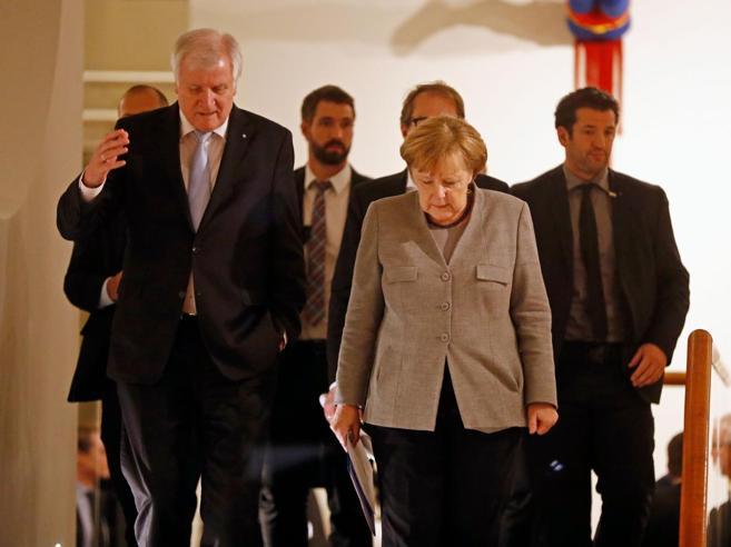 Berlino, falliti i negoziati per la coalizione: Merkel e l'incubo del ritorno alle urne