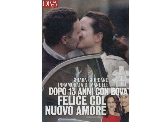 Chiara Giordano, l'ex moglie di Raoul Bova ritrova l'amore con un ingegnere romano