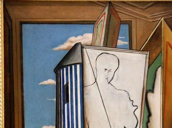 Francia, rubato un capolavoro di De Chirico dal museo di Béziers