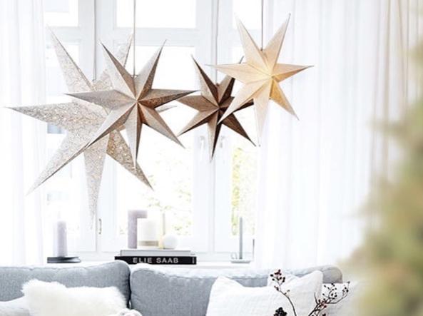 Decorazioni natalizie 2017 tutte le novit for Decorazioni da appendere al soffitto