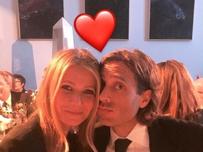 Gwyneth Paltrow pronta al matrimonio: fidanzamento ufficiale con l'autore di «Glee» Brad Falchuk
