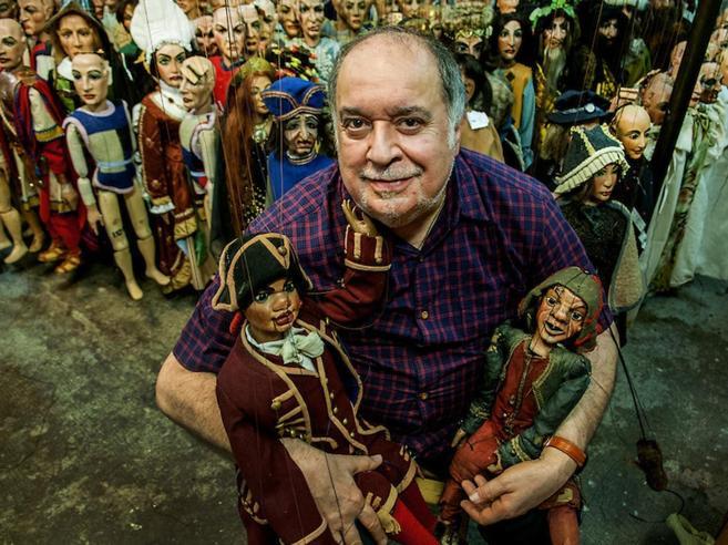 È morto Eugenio Monti Collal'ultimo grande marionettista