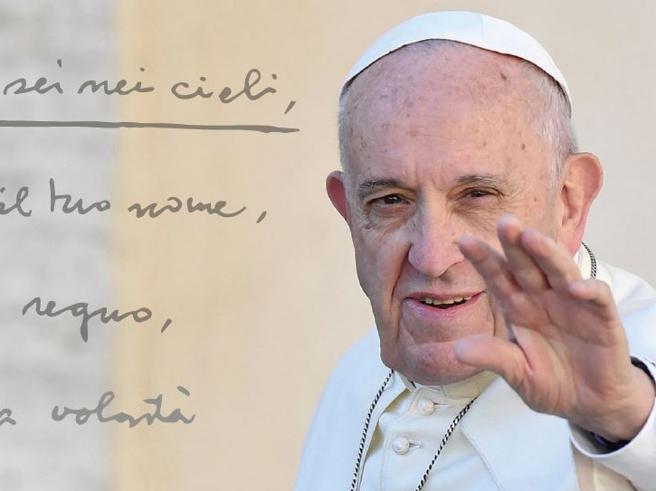 Il Padre nostro di Francesco