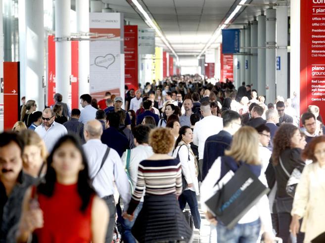 Salone del mobile da export,con  l'edizione di Shanghai