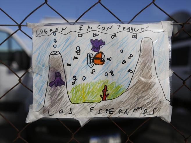 Sottomarino disperso: «Ossigeno ormai finito, poche speranze»