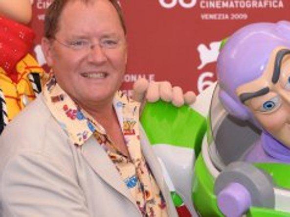 John Lasseter, il capo della Pixar, è stato accusato di comportamenti