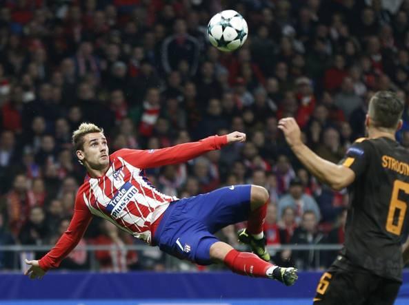 Atletico Madrid, la conferenza stampa di Simeone e Koke