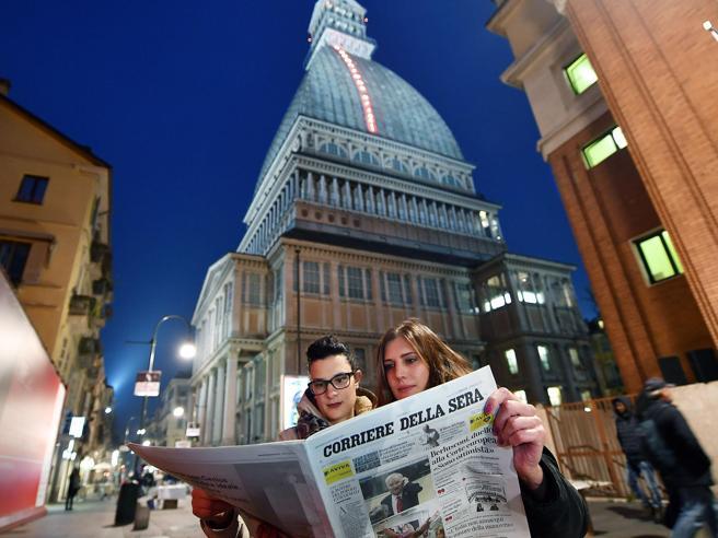 Il «Corriere» a Torino: inizia una storia di libertà e fiducia La nuova edizione è in edicola