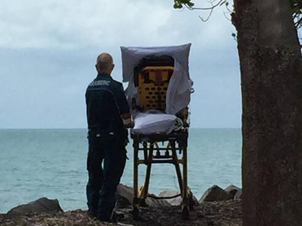 Vuole vedere il mare prima di morire