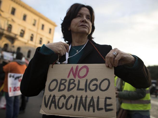 «Responsabili morali della morte dei  non vaccinati» Video