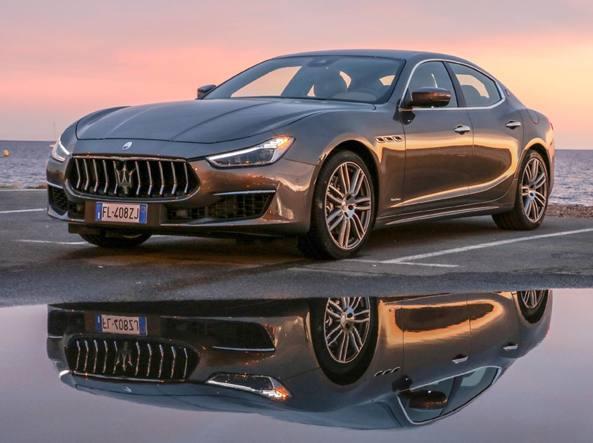 Maserati Ghibli Quasi Autonoma La Prova Di Alex Fiorio Il Video